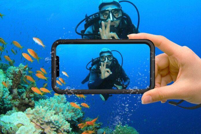 SPORTLINK Waterproof Case for iPhone 11