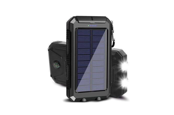 Tainbat Solar Charger 20000mAh