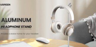 UGREEN Headphone Stand Aluminum Gaming Headset