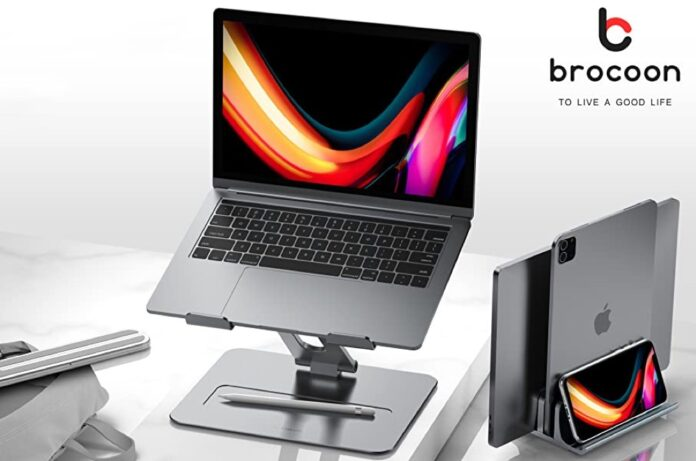 brocoon Adjustable Laptop Stand