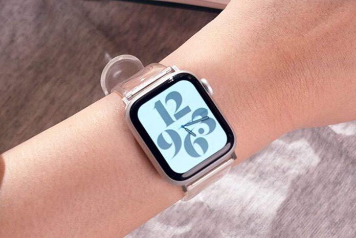 elago Clear Apple Watch Band