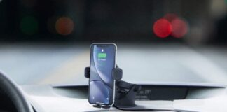 iOttie Wireless Car Charger