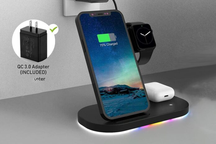 Amugpil 3 in 1 Charging Station