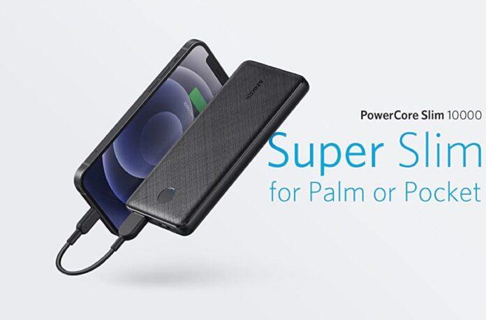 Anker PowerCore Slim 10000 Power Bank