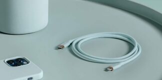 Anker Powerline III Flow Lightning Cable