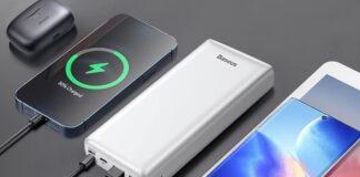 Baseus 30000mAh Power Bank