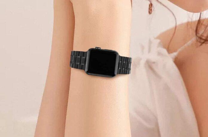 Bestig Stainless Steel Apple Watch Band