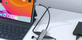 CableCreation 5-in-1 USB C Adapter