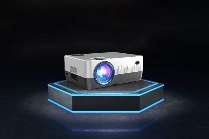 DBPOWER WiFi Projector