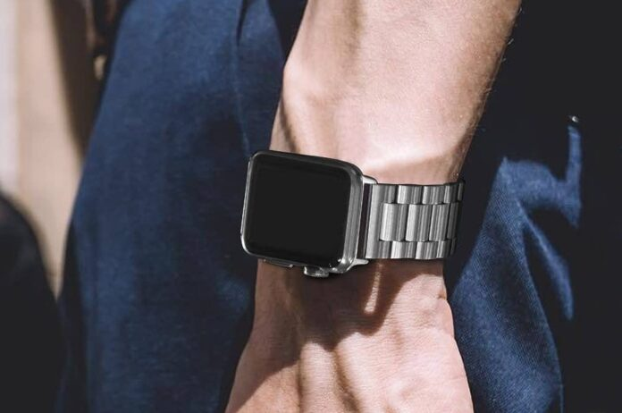 Fullmosa Stainless Steel Apple Watch Band
