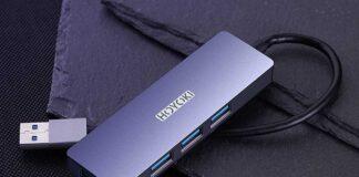 HOYOKI 4 Port USB Data Hub