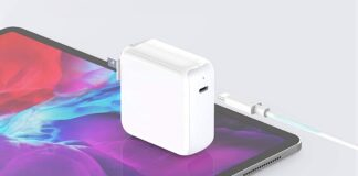 IFEART 65W Power Adapter