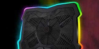 KLIM Ultimate RGB Laptop Cooling Pad