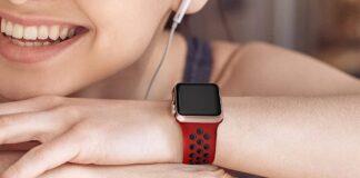 Lerobo Sports Soft Silicone Apple Watch Band