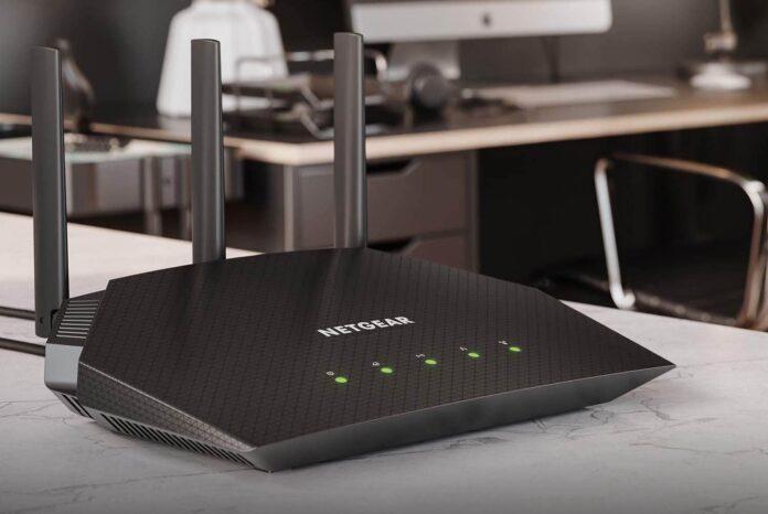 NETGEAR 4-Stream WiFi 6 Router (R6700AX)