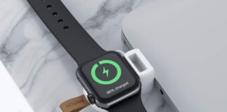 NEWDERY Apple Watch Charger
