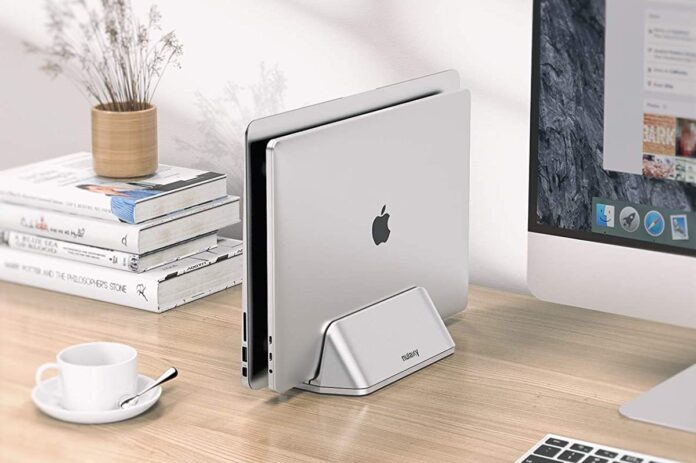 Nulaxy Vertical Laptop Stand