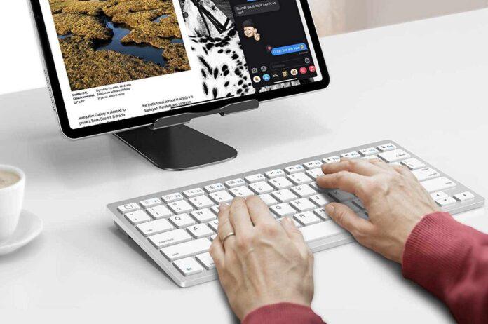 OMOTON Wireless Keyboard