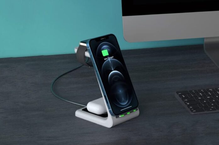 Quezqa Wireless Charging Stand