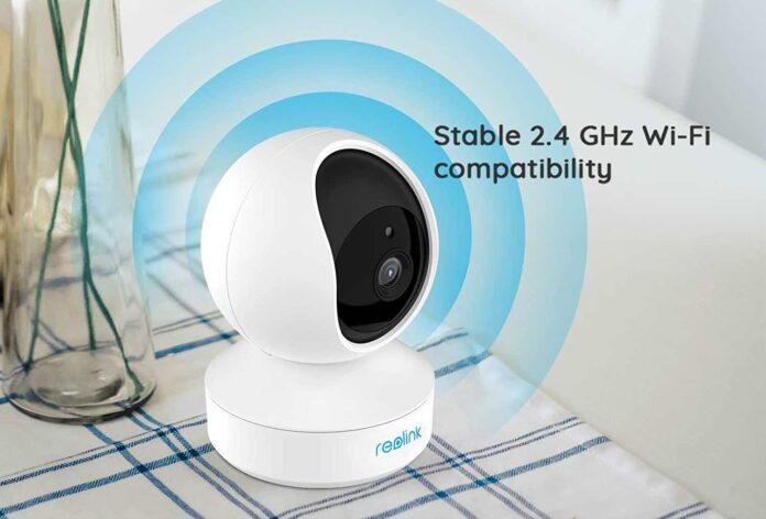REOLINK E1 3MP HD Indoor WiFi Camera