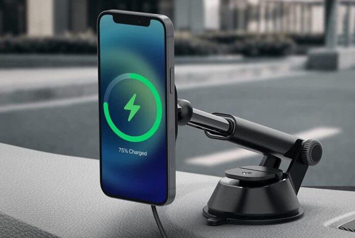 Spigen OneTap Pro MagSafe Dashboard Car Mount