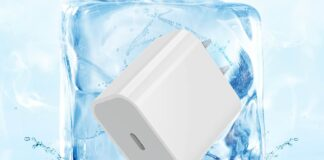StinkLight Apple MFi Certified 20W PD Type C Power Wall Charger