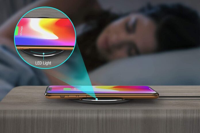 TOZO W1 Wireless Charger