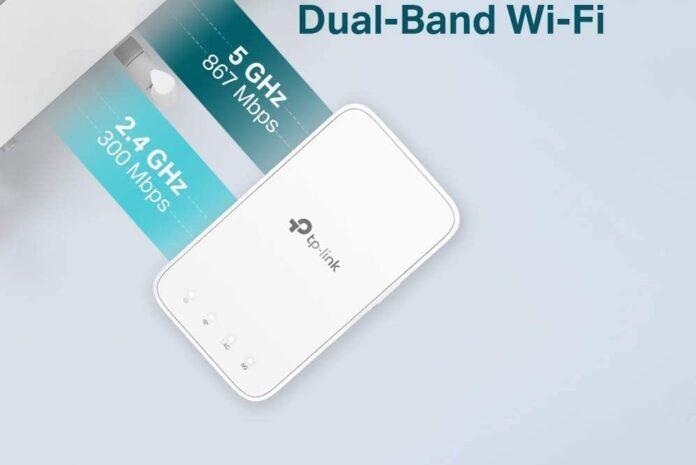 TP-Link AC1200 WiFi Extender