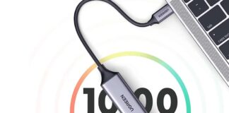 UGREEN USB C to Ethernet Adapter