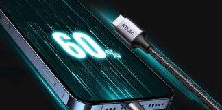 UGREEN USB C to Lightning Cable