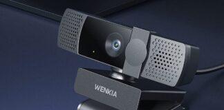 WENKIA 1080p Webcam