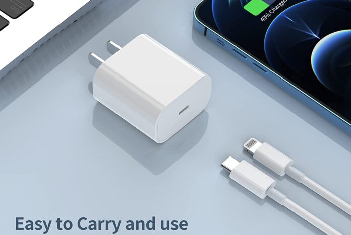 Yicsam 20W PD USB C Wall Charger