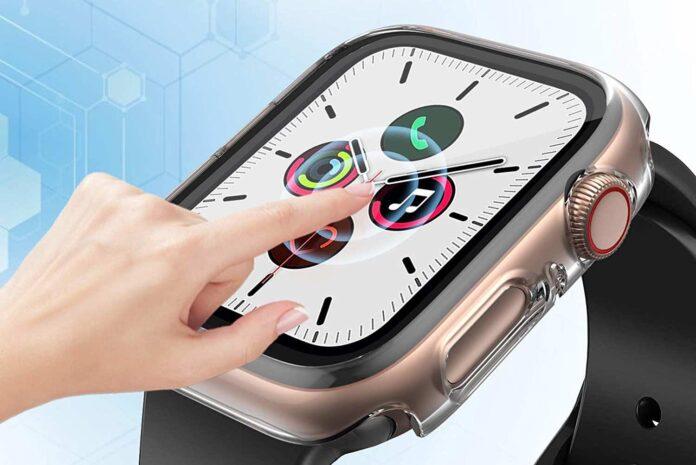 ZEBRE 4-Pack Apple Watch Case