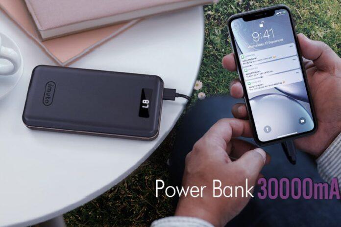 imuto 30000mAh Power Bank