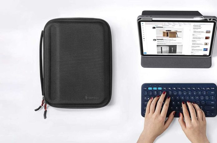 tomtoc Portfolio Case for 11nch iPad Pro