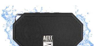 Altec Lansing Mini H2O Speaker