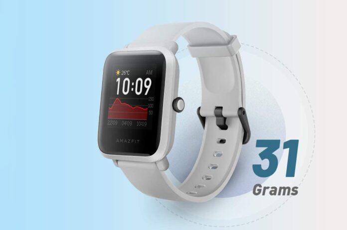 Amazfit Bip S Fitness Smartwatch