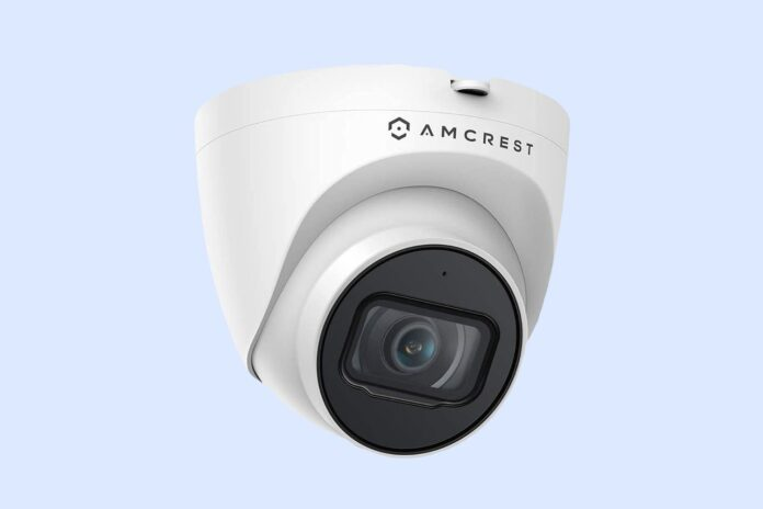 Amcrest 5MP UltraHD Outdoor Security