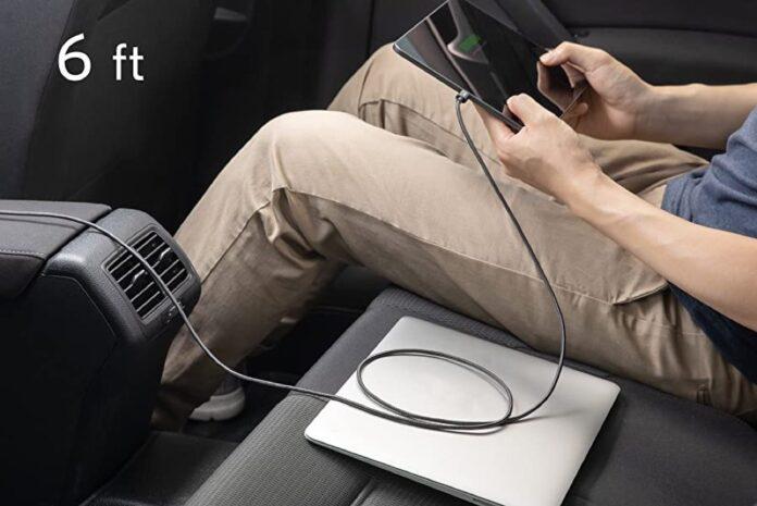 Anker New Nylon USB C to USB C Cable