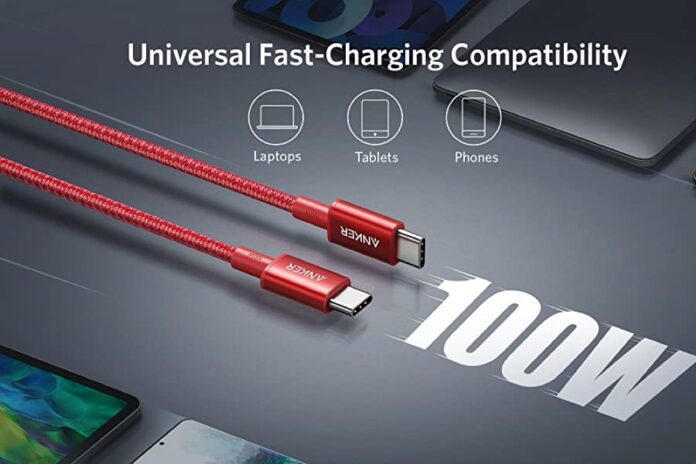 Anker USB C Cable 100W