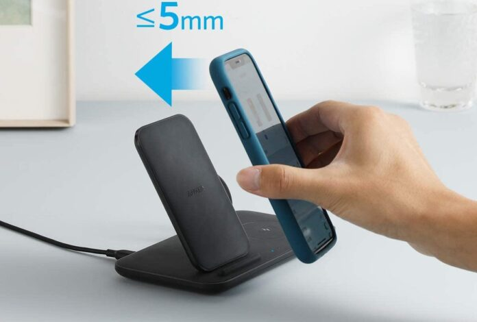 Anker Wireless Charging Station