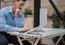 ElebensQ MacBook Adjustable Stand