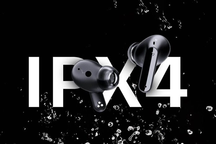 LG Tone Free FP8 Earbuds