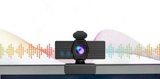 LITEPRO 1080P HD Webcam