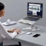 LORYERGO Adjustable Laptop Stand