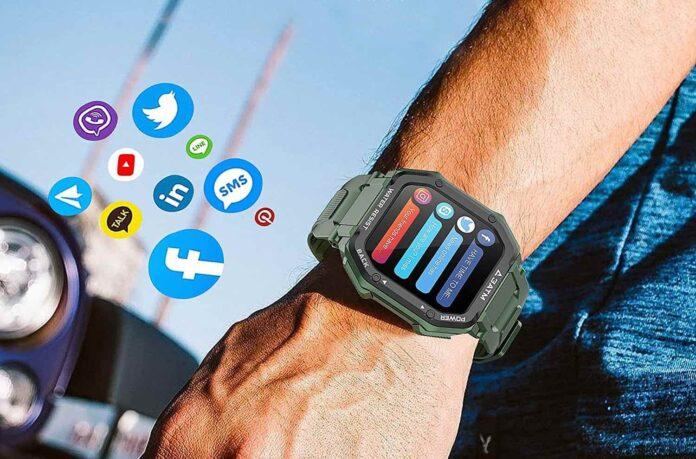 Mingdaln Smart Watches