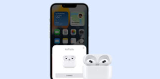 New Apple AirPods (3rd Generation)