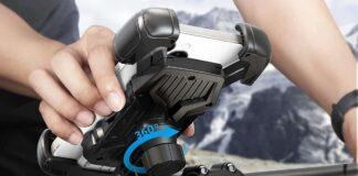 OMOTON Bike Phone Mount Holder