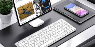 OMOTON iPad Keyboard