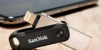 SanDisk 256GB iXpand Flash Drive